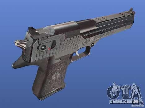 Eagle para GTA 4 terceira tela