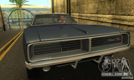ENBSeries by dyu6 v5.0 para GTA San Andreas terceira tela