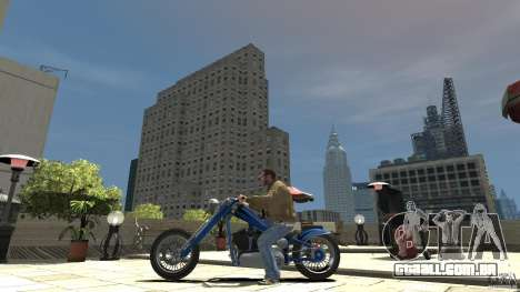 The Lost and Damned Bikes Hexer para GTA 4