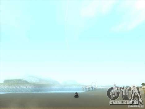ENBSeries para PC médio e fraco para GTA San Andreas sétima tela