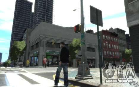 Jeans e uma t-shirt para Nico para GTA 4 segundo screenshot