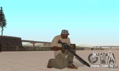 Pacote de armas de Star Wars para GTA San Andreas décimo tela