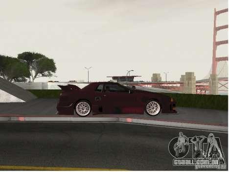 Deluxo Wheels Mod para GTA San Andreas terceira tela
