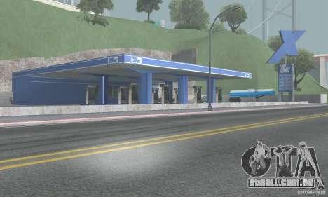 TNC-TNC abastecendo o novo Trailer para GTA San Andreas