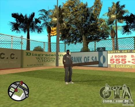 Madeira russa para GTA San Andreas segunda tela