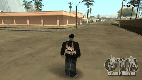 Skin Pack The Rifa para GTA San Andreas terceira tela