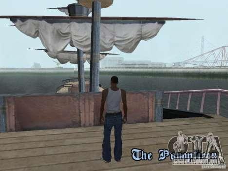 Navio pirata para GTA San Andreas