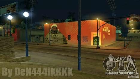 Graffiti para GTA San Andreas segunda tela
