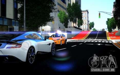 Different HD Roads para GTA 4