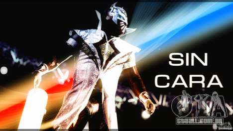 Telas de carregamento WWE 2012 para GTA San Andreas por diante tela