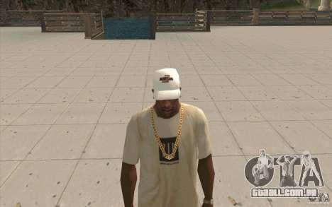 Nfsu2 Cap white para GTA San Andreas segunda tela