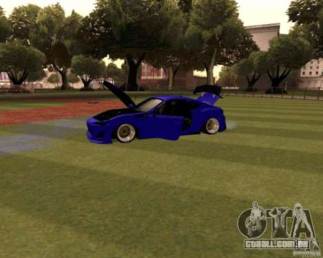 Scion FR13 para vista lateral GTA San Andreas