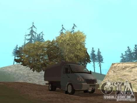 GÁS-3310 Valdai para GTA San Andreas