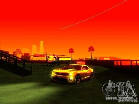 ENBSeries by JudasVladislav para GTA San Andreas sétima tela