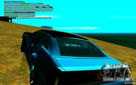 Qualitativa Enbseries 2 para GTA San Andreas terceira tela