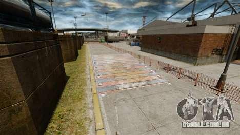 Rally trilha para GTA 4 quinto tela