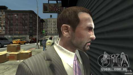 Johnny Klebitz para GTA 4 terceira tela