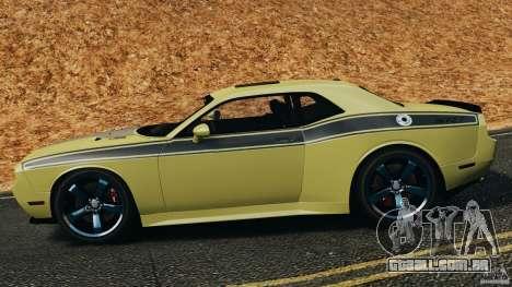 Dodge Rampage Challenger 2011 v1.0 para GTA 4 esquerda vista