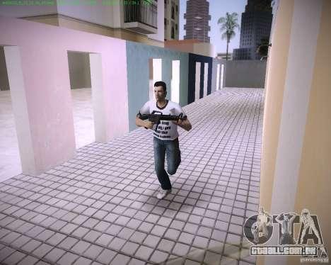 Nova M4 para GTA Vice City terceira tela