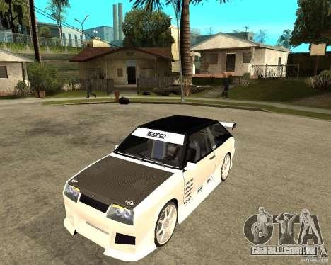 VAZ 2108 extremo para GTA San Andreas