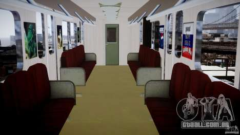 Metro russo para GTA 4 terceira tela