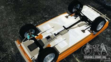 Vaz-21043 v 1.0 para GTA 4 interior