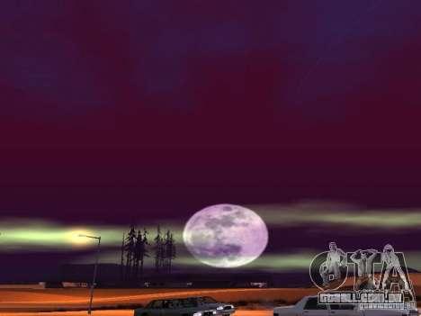 Configurando Timecyc para GTA San Andreas décima primeira imagem de tela