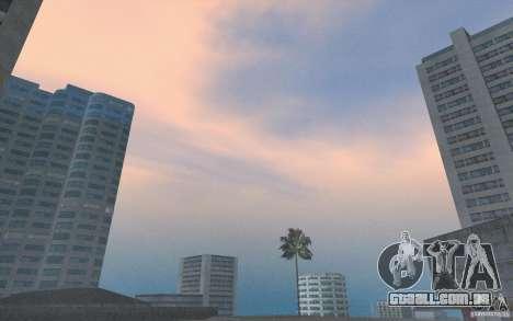 Timecyc Los Angeles para GTA San Andreas por diante tela
