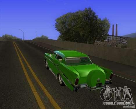 Hollywood para GTA San Andreas esquerda vista