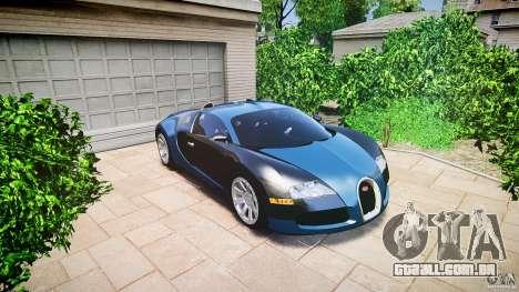 Bugatti Veyron 16.4 v3.0 2005 [EPM] Strasbourg para GTA 4