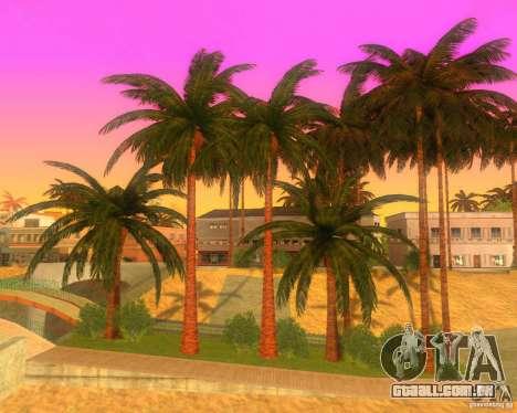 Sweet ENB Final para GTA San Andreas segunda tela