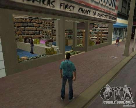 New Downtown: Ammu Nation para GTA Vice City segunda tela