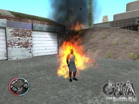 Mascaramento para GTA San Andreas terceira tela