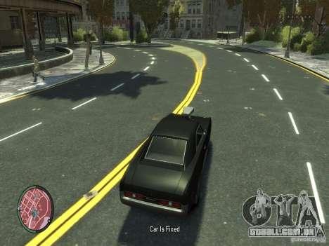 Road Textures (Pink Pavement version) para GTA 4 sexto tela