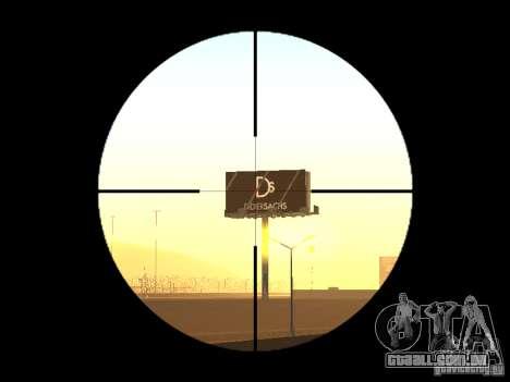 AWP para GTA San Andreas segunda tela