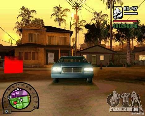 IV High Quality Lights Mod v2.2 para GTA San Andreas terceira tela