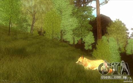Wild Life Mod 0.1b para GTA San Andreas sétima tela