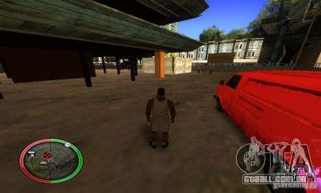 NEW STREET SF MOD para GTA San Andreas sétima tela