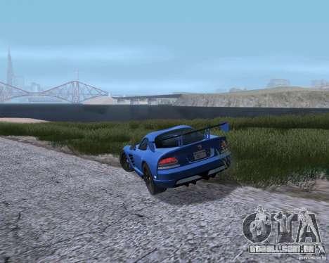 ENB Series by LeRxaR v 2.0 para GTA San Andreas quinto tela