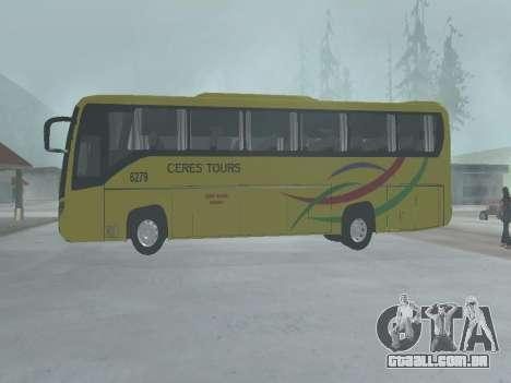 Yanson Viking - CERES TOURS 6279 para GTA San Andreas vista traseira
