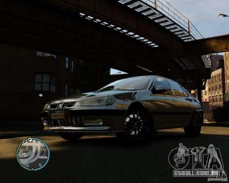 Peugeot 406 para GTA 4