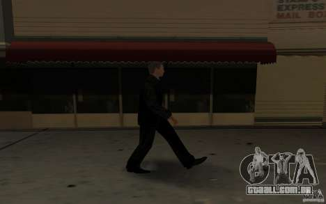 Agente 007 para GTA San Andreas sexta tela