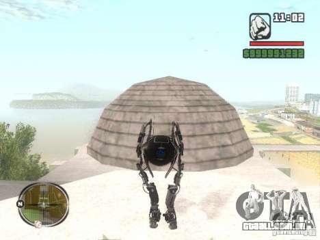 Robô de Portal 2 # 2 para GTA San Andreas