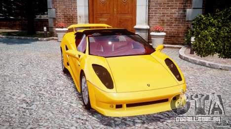 Lamborghini Cala para GTA 4