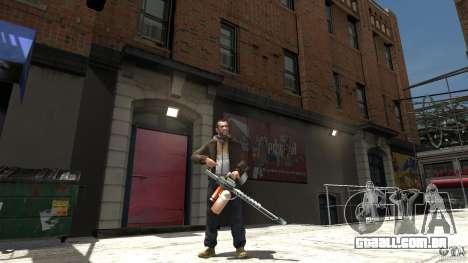 Lança-chamas para GTA 4 terceira tela