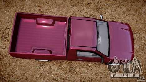 Chevrolet Colorado 2005 para GTA 4 vista direita