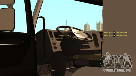 Renault Premium para GTA San Andreas esquerda vista
