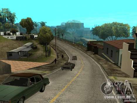 GTA SA 4ever Beta para GTA San Andreas décimo tela