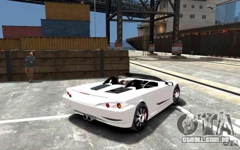 K1 Attack Concept para GTA 4 vista direita