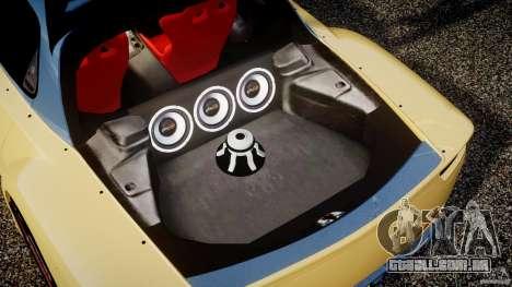 Mazda RX-7 Veilside v0.8 para GTA 4 vista inferior